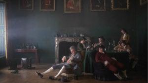 """Escena de """"Barry Lyndon"""", de Stanley Kubrick"""