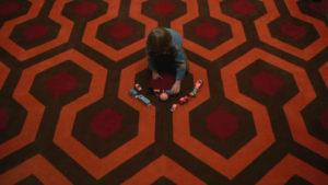 """Otro grandísimo plano de Kubrick en el que recrearse con """"El resplandor"""""""